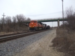 BNSF 9240